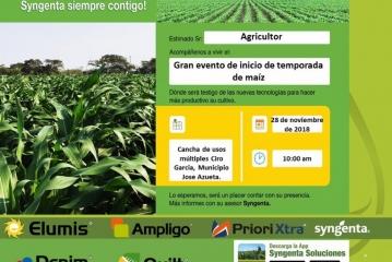 ANAC AC compartirá experiencias en Agricultura Sustentable en Veracruz, Querétaro y Puebla, 28, 29 y 30 de noviembre 2018