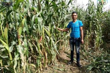 José Martínez Osorio, joven campesino náhuatl, una historia del Good Growth Plan
