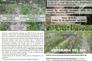 Agricultura Sustentable en Tungareo, Maravatío, Michoacán