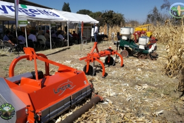 Agricultura de Conservación en la Región Metropolitana de Puebla