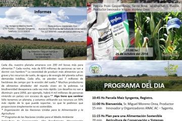 Agricultura Sustentable en Tecamachalco, Puebla